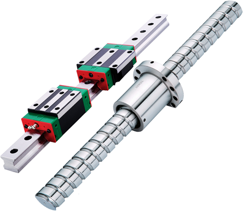 Linear Guide Ball Screw
